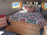 71 best Custom Boat Bedding images on Pinterest   Boat beds, Boating and Bed frames