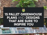 Greenhouse Plans / Greenhouse Plans