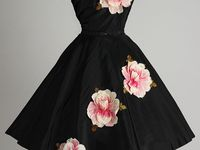 The 50's My favorite fashion era