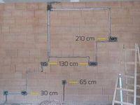 Stromleitung Haus Installationsbereiche Stromleitung Haus Verlegen Elektroinstallation Elektroinstallation Planen Elektro
