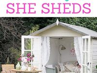 1000 images about she sheds on pinterest