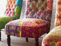 Chairs that are fun and creative.