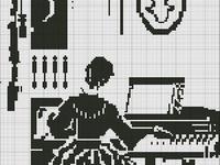 labores de música, música crafts