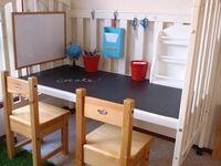 Desk crib