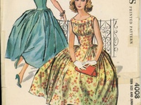 The vintage pattern inspiration/wish list