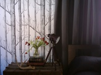 1000+ images about Masculine Curtains on Pinterest  Curtain panels ...