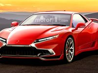 The Mitsubishi 3000gt May Be Dead But That Doesn T Mean We Can T Dream Of An All New Version As Visualized By Mitsubishi Gt 3000 Mitsubishi 3000gt Mitsubishi