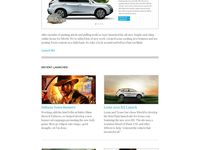 Email Design & Marketing Inspiration for Several Different Industries
