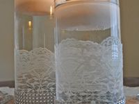Lace and Doily DIY