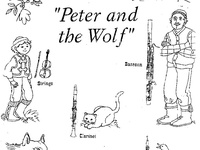 Peter and the wolf on pinterest 33 pins for Peter and the wolf coloring pages free