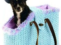 Free Crochet Pattern Dog Carrier : 16 best ideas about pet carrier on Pinterest Baby sling ...