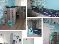 kinderkamer on Pinterest  Boy Rooms, Van and Met