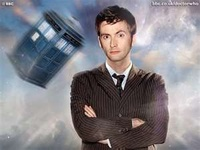 """Celebrating my obsession with the British sci-fi television show """"Doctor Who"""", in particular my love for The Best Doctor aka The Tenth Doctor, and the brilliant man who portrayed him, David Tennant."""