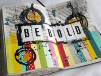 Art Journal/Canvas Projects
