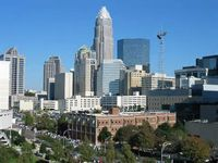 Charlotte,NC Metro Area,  including Cities and Towns within commuting Distance. (Less than 45 min drive.)