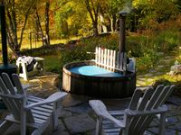 Hot tubs to be comfort