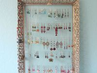 Craft and Jewelry Displays