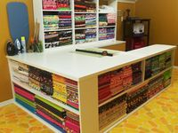 Craft quilt sew studio