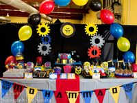 Possible birthday party ideas