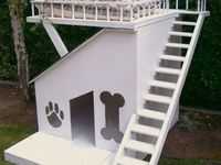 Dog Bed ~ Houses ~ All about Pets ✿