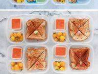 Almuerzos escolares saludables