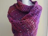 Crochet...Shawls, Ponchos and Wraps