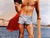 ... REAL MEN on Pinterest | Dean o'gorman, Burt reynolds and Alec baldwin