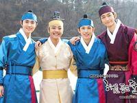 Korean  historical fantasy dramas