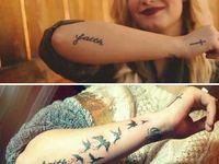 Tattoos♡.