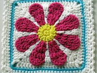 Crochet Square Patterns