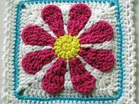Crochet Blocks & Motiffs