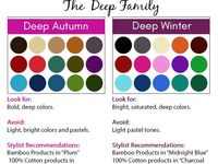 Deep Autumn/Deep Winter
