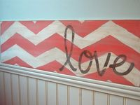 Wall Art love.