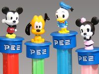Character PEZ Dispensers