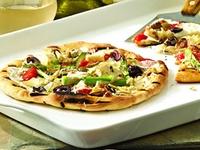 PIZZA'S,  FRUIT PIZZA,  DEEP & THIN