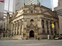 Toronto Architecture / The diverse architecture of the city of Toronto!
