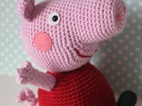 George Pig Knitting Pattern Jumper : ?????? ????? on Pinterest Peppa Pig, George Pig and Pigs