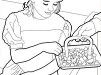 249 Best LDS Children's coloring pages images in 2019 ...