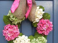 Wreaths....
