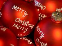 { CHRISTMAS! }