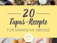 tapas &fingerfood