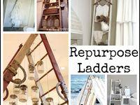 Ladders repurposed