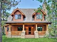 Home Plans On Pinterest Log Cabin Homes Log Cabin House Plans And
