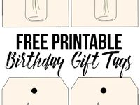 cards print wrapping gifts