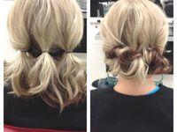 Up-dos & braids... / Fun & Fancy