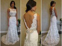 Here comes the bride!