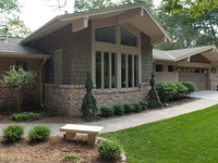 1000 images about exterior makeover for that 70 39 s split for 70s house exterior makeover