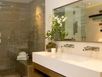 top small bathroom designs bathroom on pinterest tile small bathrooms and vanities