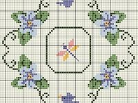 BORDADOS / todo tipo de bordado y tejido en gancho y aguja