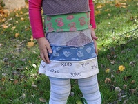 Inspirations, patterns and tutorials for little girl clothes!